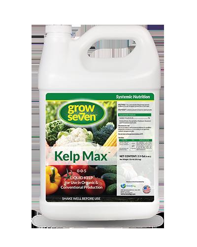 Kelp Max-GrowSeven-Bottle Image